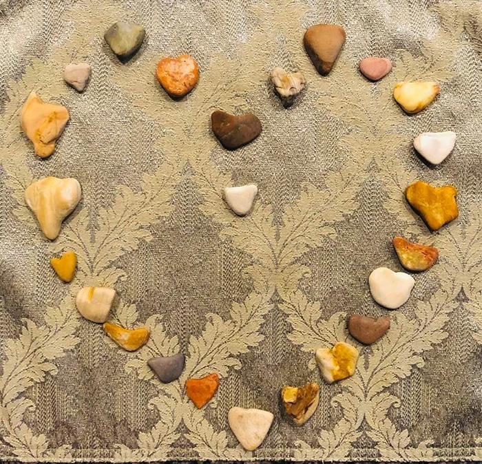 Rocks and Hearts